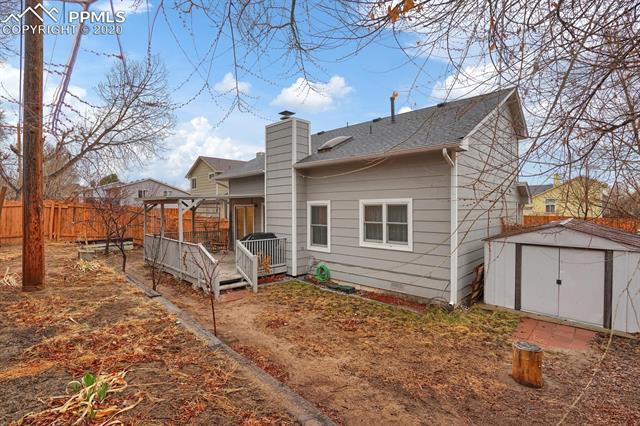 MLS# 4115561 - 27 - 630 Lindstrom Drive, Colorado Springs, CO 80911