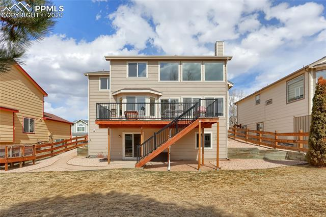 MLS# 4835881 - 39 - 1223 Dream Lake Court, Colorado Springs, CO 80921