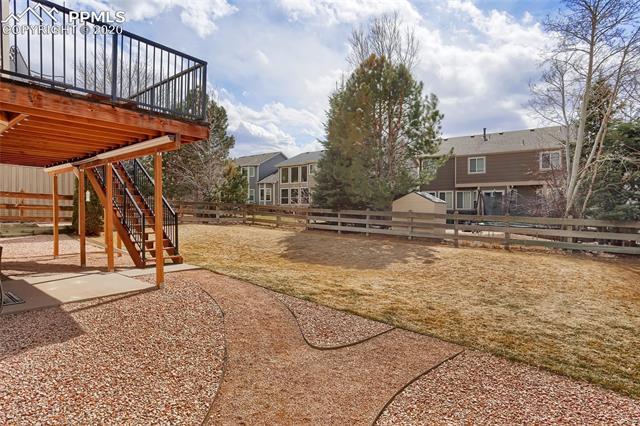 MLS# 4835881 - 42 - 1223 Dream Lake Court, Colorado Springs, CO 80921
