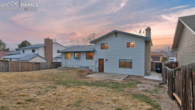 MLS# 7619792 - 36 - 2045 Sather Drive, Colorado Springs, CO 80915