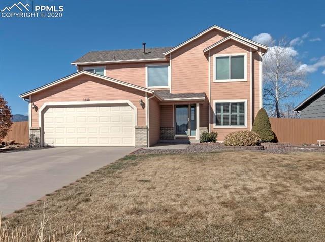 MLS# 2595707 - 2 - 1348 Hollow Rock Drive, Colorado Springs, CO 80911