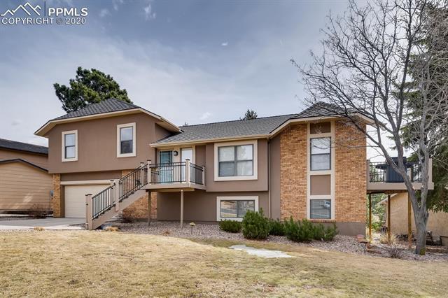 MLS# 7761768 - 1 - 5955 Leewood Drive, Colorado Springs, CO 80918