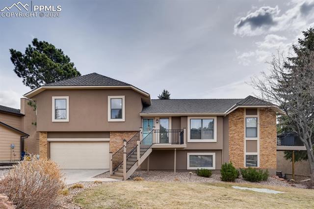 MLS# 7761768 - 3 - 5955 Leewood Drive, Colorado Springs, CO 80918