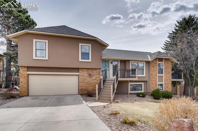 MLS# 7761768 - 4 - 5955 Leewood Drive, Colorado Springs, CO 80918