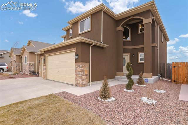MLS# 7017827 - 4 - 10439 Hoke Run Drive, Colorado Springs, CO 80925