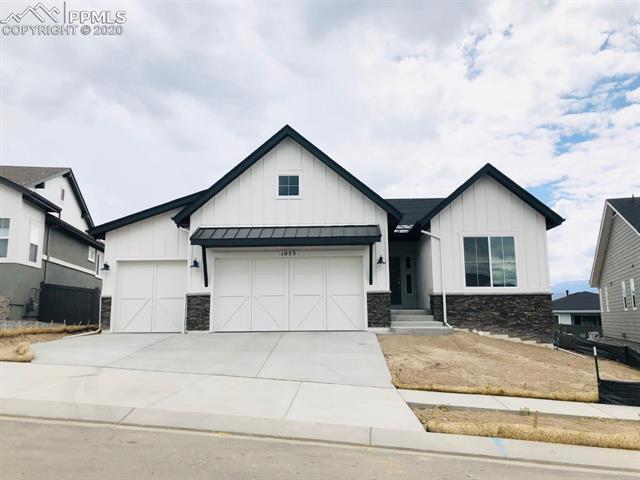 MLS# 8433051 - 1 - 1053 Sir Barton Drive, Colorado Springs, CO 80921