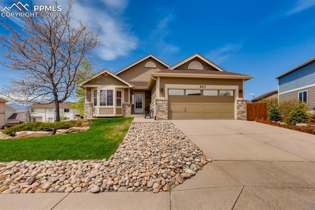 MLS# 8664385 - 1 - 527 Shrubland Drive, Colorado Springs, CO 80921