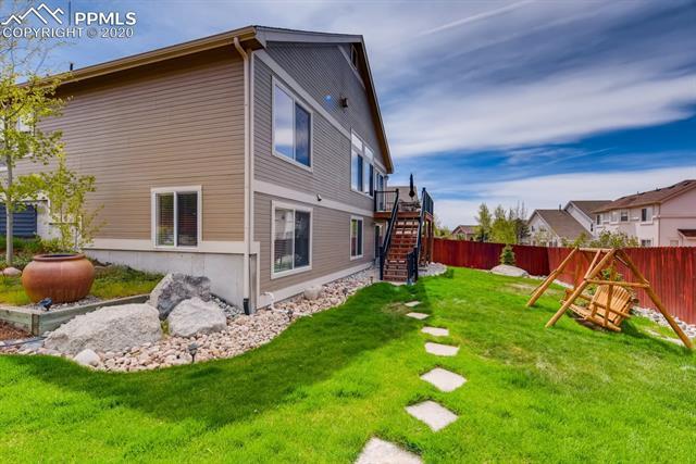 MLS# 8664385 - 34 - 527 Shrubland Drive, Colorado Springs, CO 80921