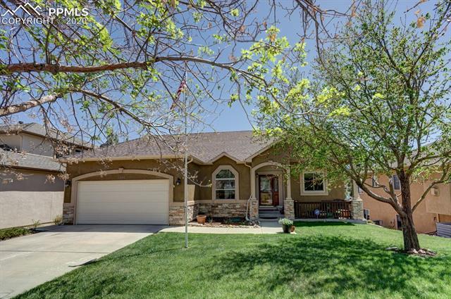 MLS# 4752980 - 2 - 7266 Centennial Glen Drive, Colorado Springs, CO 80919