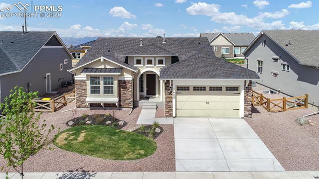 MLS# 9076932 - 3 - 7422 Lewis Clark Trail, Colorado Springs, CO 80927