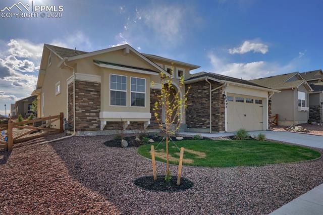 MLS# 9076932 - 47 - 7422 Lewis Clark Trail, Colorado Springs, CO 80927