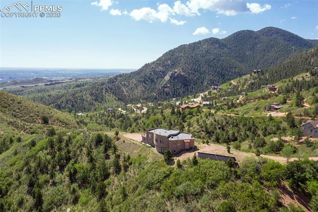MLS# 3830532 - 49 - 1050 Neon Moon View, Manitou Springs, CO 80829