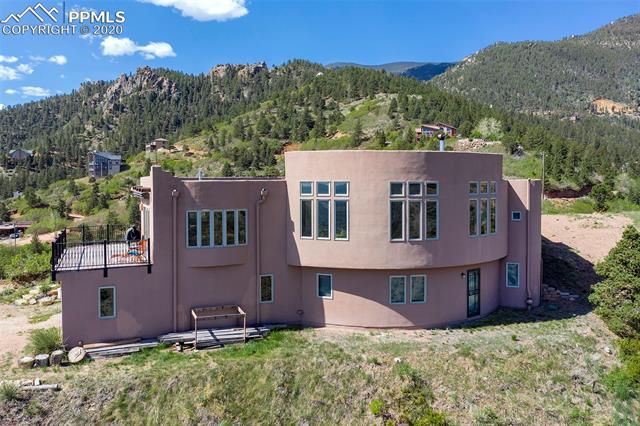 MLS# 3830532 - 8 - 1050 Neon Moon View, Manitou Springs, CO 80829