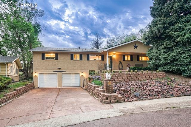 MLS# 1292199 - 2 - 1017 Arcturus Drive, Colorado Springs, CO 80905