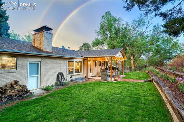 MLS# 1292199 - 34 - 1017 Arcturus Drive, Colorado Springs, CO 80905