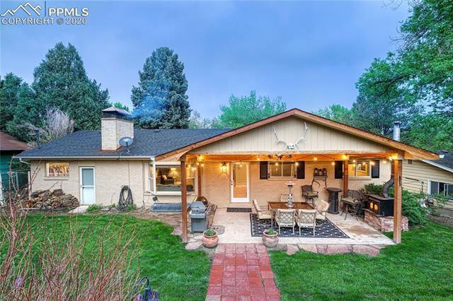 MLS# 1292199 - 35 - 1017 Arcturus Drive, Colorado Springs, CO 80905