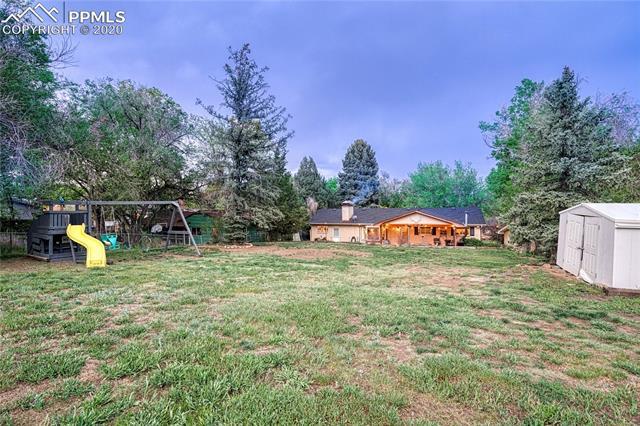 MLS# 1292199 - 50 - 1017 Arcturus Drive, Colorado Springs, CO 80905