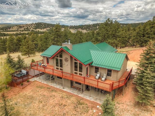 MLS# 1327908 - 4 - 904 Old Ranch Road, Florissant, CO 80816