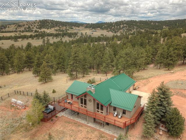 MLS# 1327908 - 40 - 904 Old Ranch Road, Florissant, CO 80816