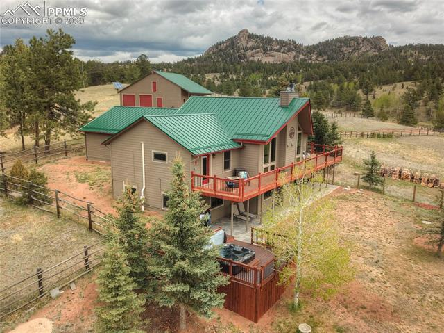 MLS# 1327908 - 41 - 904 Old Ranch Road, Florissant, CO 80816