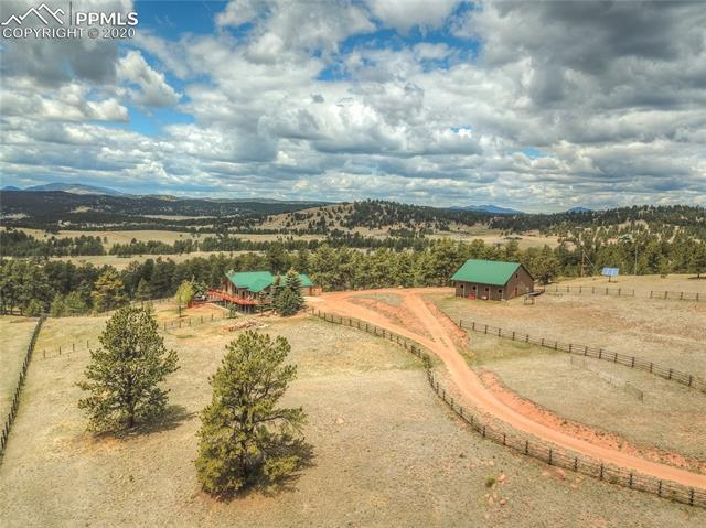 MLS# 1327908 - 7 - 904 Old Ranch Road, Florissant, CO 80816
