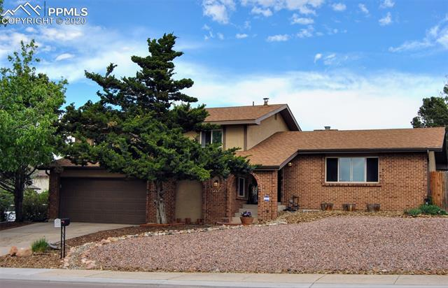 MLS# 4538088 - 1 - 3485 Inspiration Drive, Colorado Springs, CO 80917