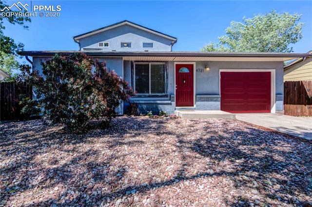MLS# 5533789 - 1 - 4721 Keith Circle, Colorado Springs, CO 80916