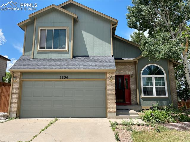 MLS# 9660317 - 1 - 2830 Harrisburg Way, Colorado Springs, CO 80922