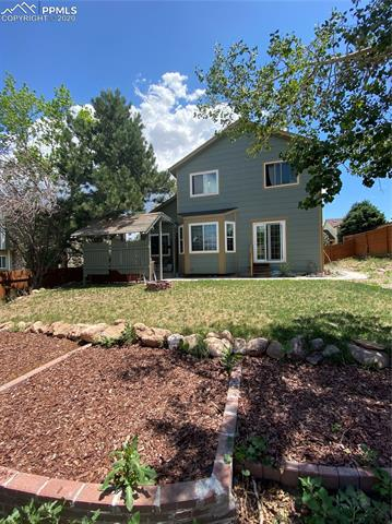 MLS# 9660317 - 3 - 2830 Harrisburg Way, Colorado Springs, CO 80922