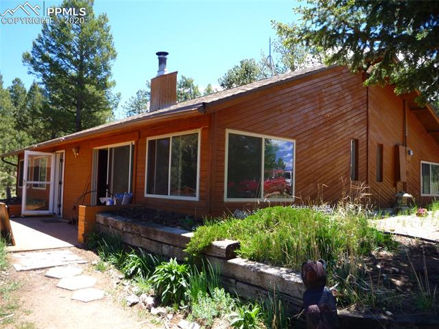 MLS# 8213621 - 1 - 127 Ajax Road, Florissant, CO 80816