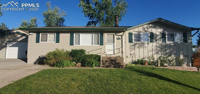 MLS# 2801308 - 2 - 4639 N Splendid Circle, Colorado Springs, CO 80917