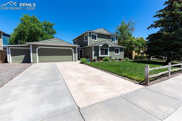 MLS# 4854774 - 1 - 2020 Piros Drive, Colorado Springs, CO 80915