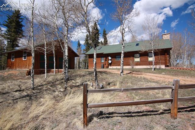 MLS# 1854901 - 49 - 1471 Cedar Mountain Road, Divide, CO 80814