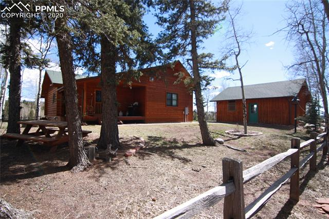 MLS# 1854901 - 51 - 1471 Cedar Mountain Road, Divide, CO 80814