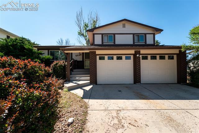 MLS# 9308293 - 1 - 5645 Tuckerman Drive, Colorado Springs, CO 80918
