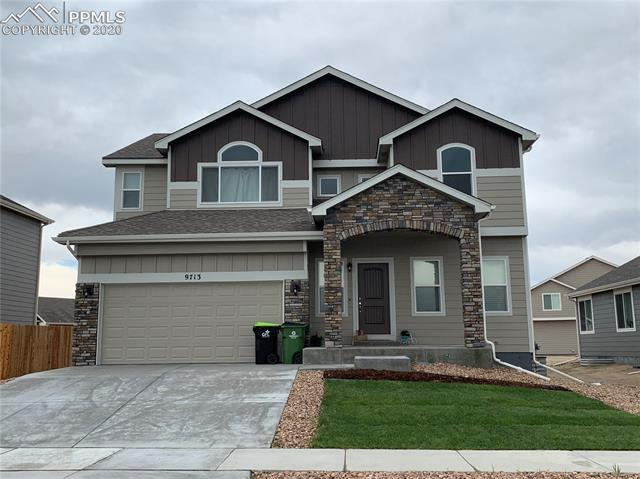 MLS# 4853055 - 1 - 9713 Fairway Glen Drive, Peyton, CO 80831