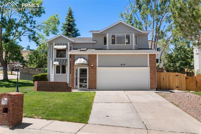 MLS# 4505852 - 2 - 6110 Fall River Drive, Colorado Springs, CO 80918