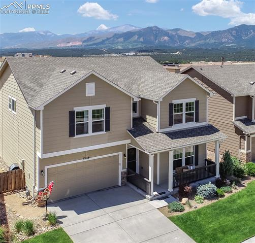 MLS# 6468165 - 1 - 13116 Canyons Edge Drive, Colorado Springs, CO 80921