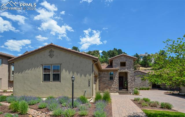 MLS# 4766748 - 3 - 1838 La Bellezza Grove, Colorado Springs, CO 80919