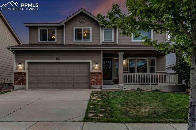 MLS# 4361037 - 2 - 1522 Lookout Springs Drive, Colorado Springs, CO 80921