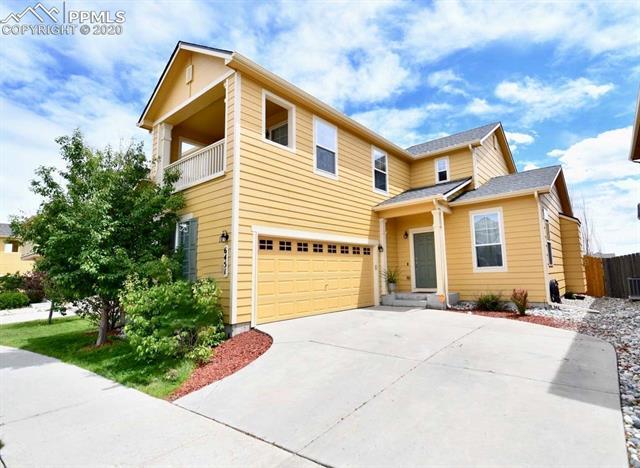 MLS# 9858938 - 1 - 6451 Silverwind Circle, Colorado Springs, CO 80923