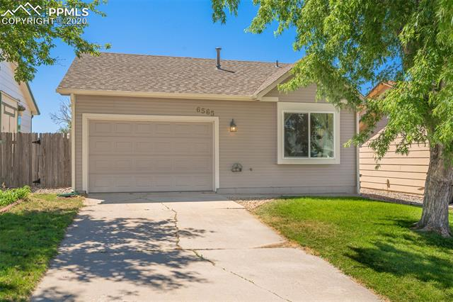 MLS# 1591411 - 2 - 6565 Mohican Drive, Colorado Springs, CO 80915