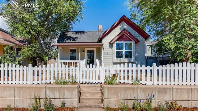 MLS# 7950788 - 2 - 634 N Corona Street, Colorado Springs, CO 80903