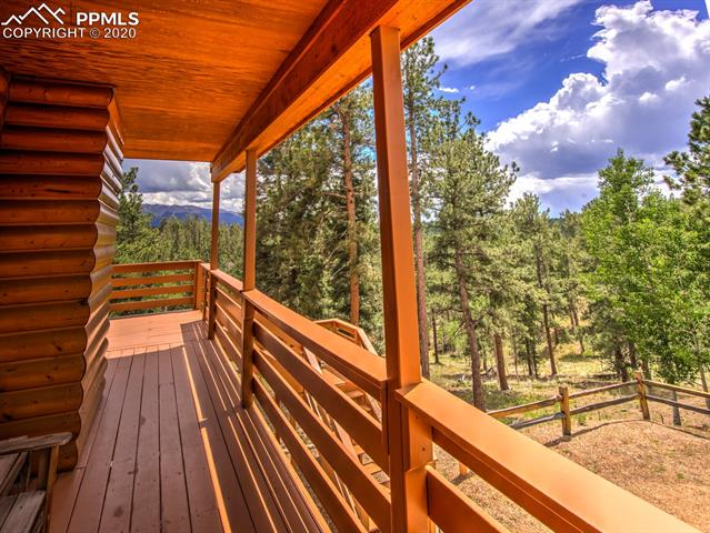 MLS# 6192788 - 32 - 409 Pike View Drive, Divide, CO 80814