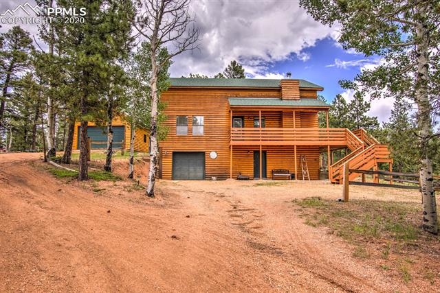 MLS# 6192788 - 40 - 409 Pike View Drive, Divide, CO 80814