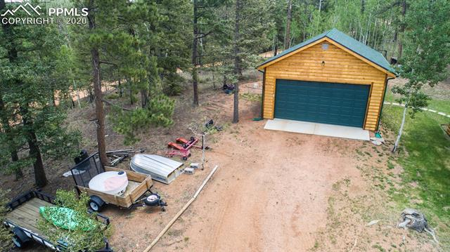 MLS# 6192788 - 42 - 409 Pike View Drive, Divide, CO 80814