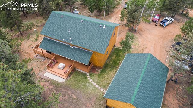 MLS# 6192788 - 43 - 409 Pike View Drive, Divide, CO 80814