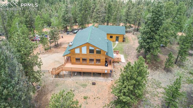 MLS# 6192788 - 45 - 409 Pike View Drive, Divide, CO 80814
