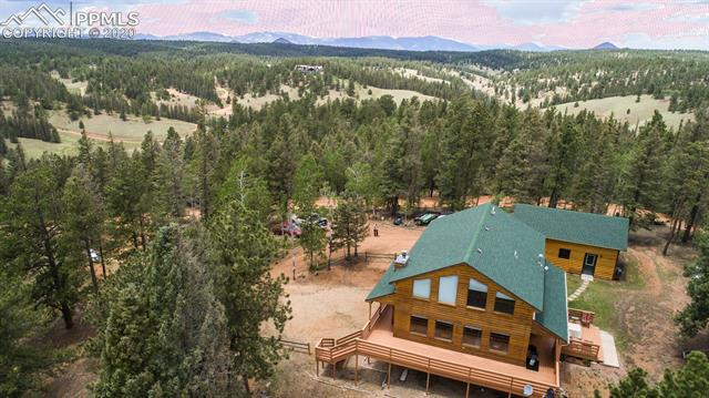 MLS# 6192788 - 46 - 409 Pike View Drive, Divide, CO 80814