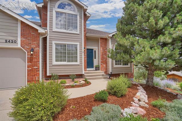 MLS# 8732797 - 3 - 2420 Rossmere Street, Colorado Springs, CO 80919